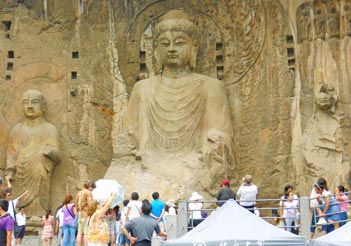 Great Buddha carving