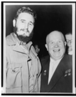 Castro and Khruschev